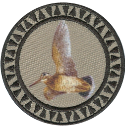 Woodcock Badge