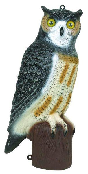 GF-5915WL Flambeau Large Owl decoy