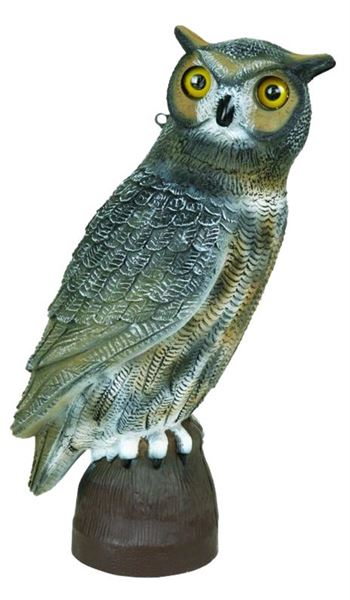 GF-5910WL Flambeau Small Owl Decoy