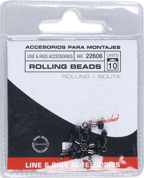 TC-22606 PACK ROLLING BEADS